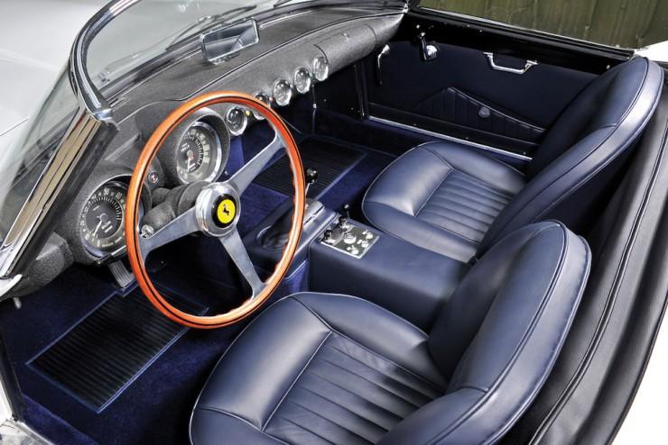 Ferrari 250 GT Cabriolet Pininfarina Series I 11