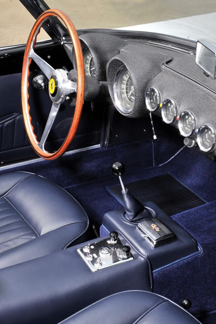 Ferrari 250 GT Cabriolet Pininfarina Series I 12