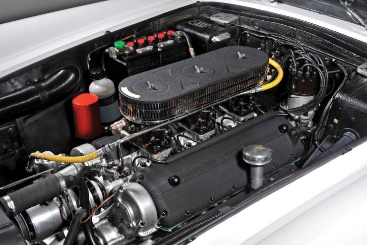 Ferrari 250 GT Cabriolet Pininfarina Series I 17