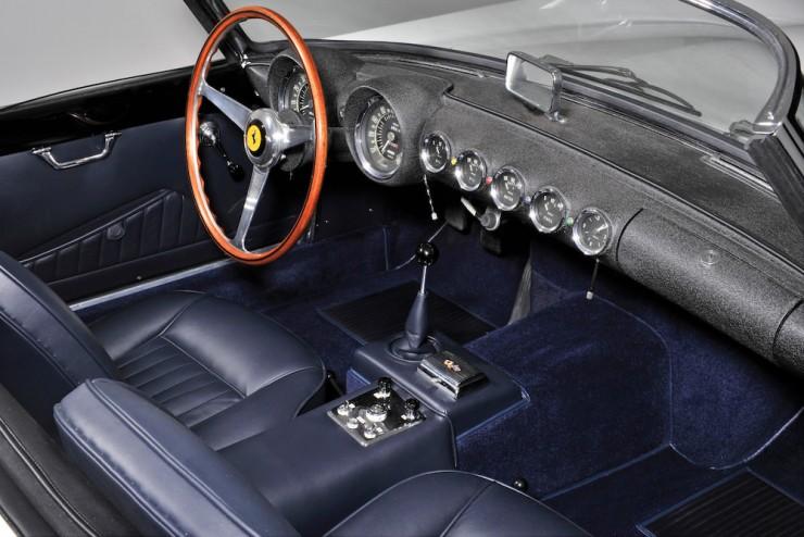 Ferrari 250 GT Cabriolet Pininfarina Series I 3