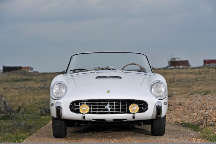 Ferrari 250 GT Cabriolet Pininfarina Series I 9