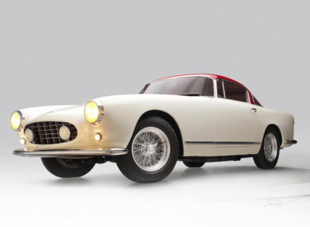 Ferrari 250GT Alloy 1 450x330 - Ferrari 250 GT Alloy Boano