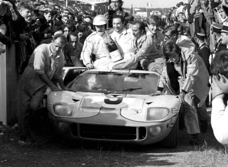 Ford GT 40 9 450x330 - Never Start Something You Can't Stop