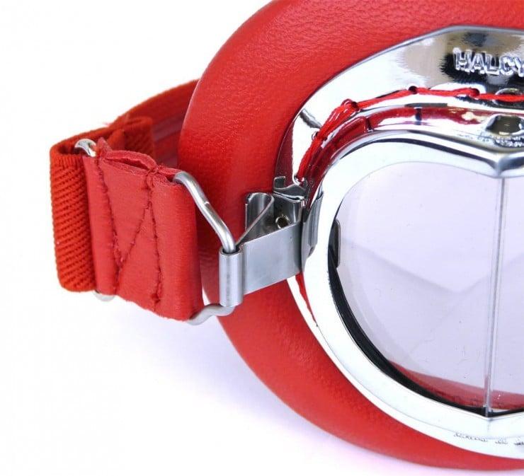 Halcyon MK49 Goggles Details