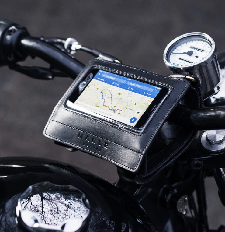 Handlebar Motorcycle iPhone Case 5