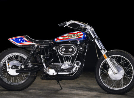 Harley-Davidson XL1000 Evel Knievel Custom 1