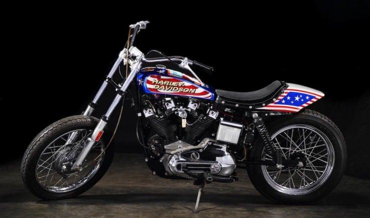 Harley-Davidson XL1000 Evel Knievel Custom 4