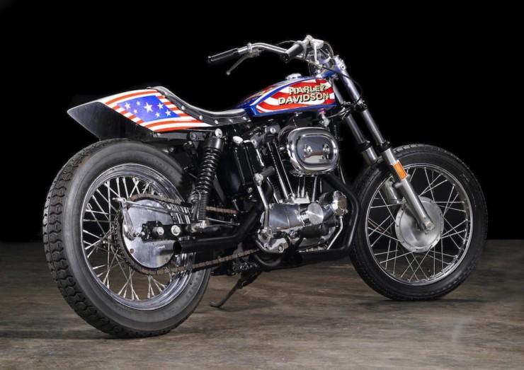Harley-Davidson XL1000 Evel Knievel Custom 6