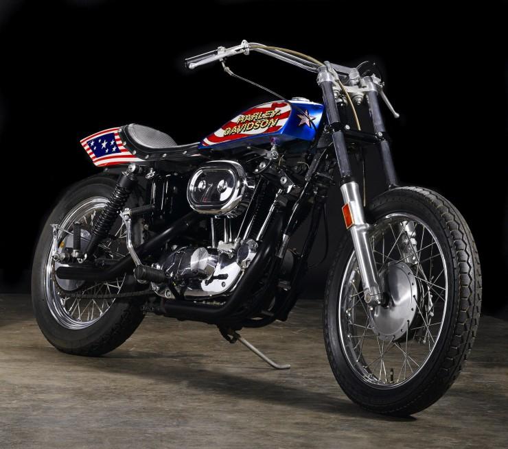 Harley-Davidson XL1000 Evel Knievel Custom