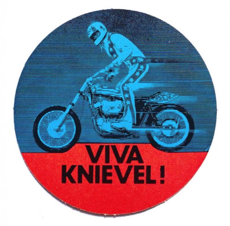 Harley-Davidson XL1000 Evel Knievel Custom 8