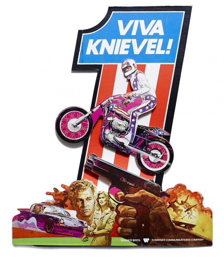 Harley-Davidson XL1000 Evel Knievel Custom 9