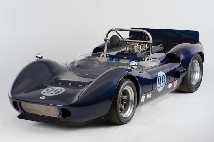 McLaren M1B Can-Am 7