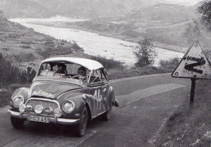 Monte Carlo Rally 1