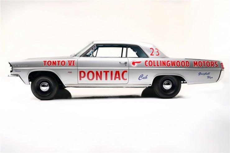 Pontiac Catalina Swiss Cheese Super Duty 4