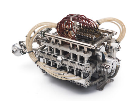 Porsche Type 917 Engines 450x330 - Porsche Type 917 Engine - Working 1:4 Scale Model