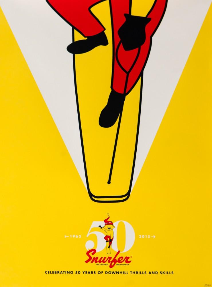Snurfer-Poster