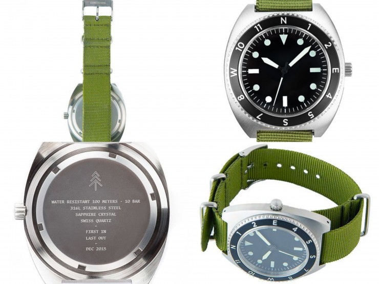 Standard Issue Instruments Pilot Mission Timer