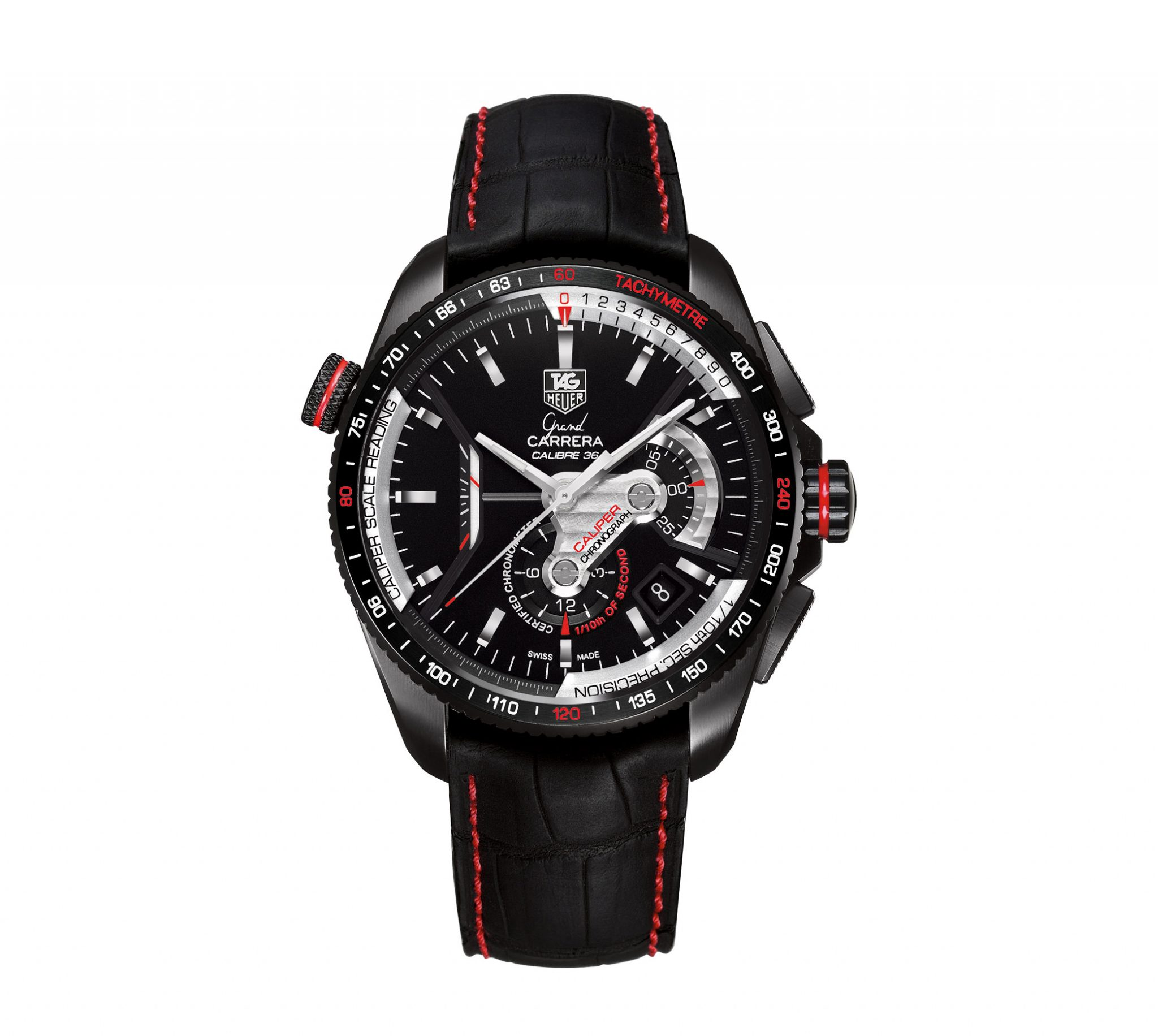 Tag heuer grand carrera calibre 36 rs for Tag heuer c flex