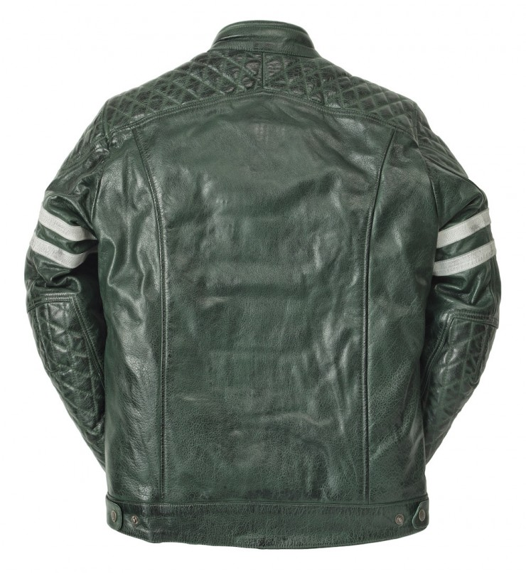 The Magnificent Leather Jacket by Ride & Sons 2