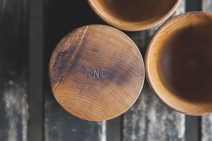 Wooden Whiskey Tumblers 2