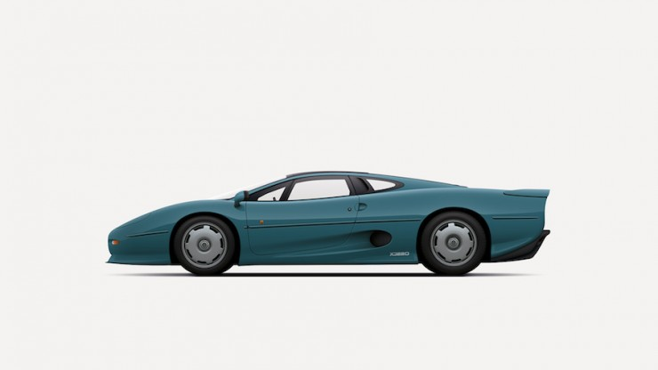 XJ220_illustration