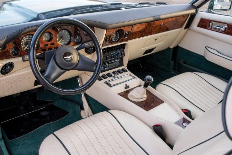 Aston Martin V8 Vantage 3