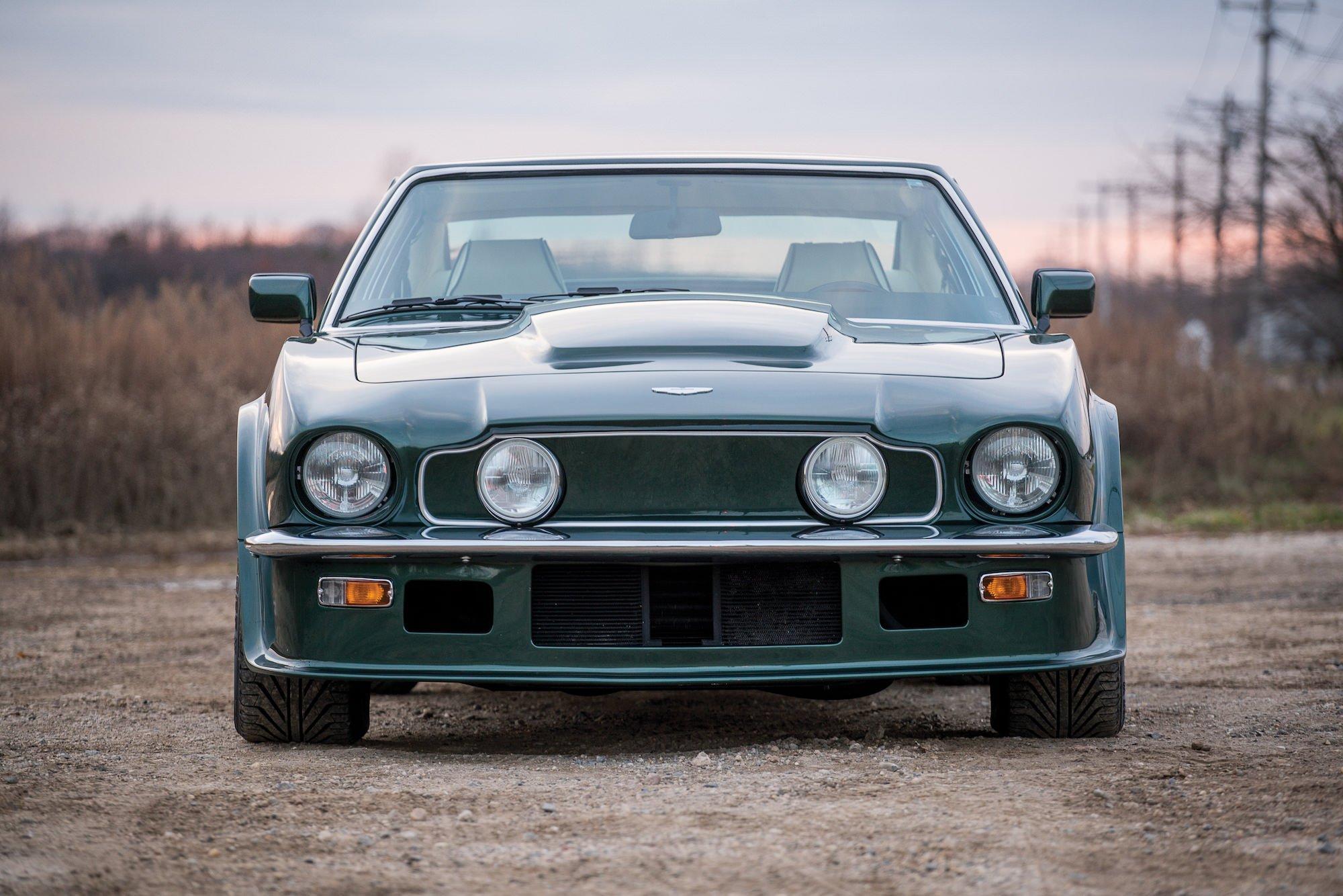 1987 Aston Martin V8 Vantage X Pack