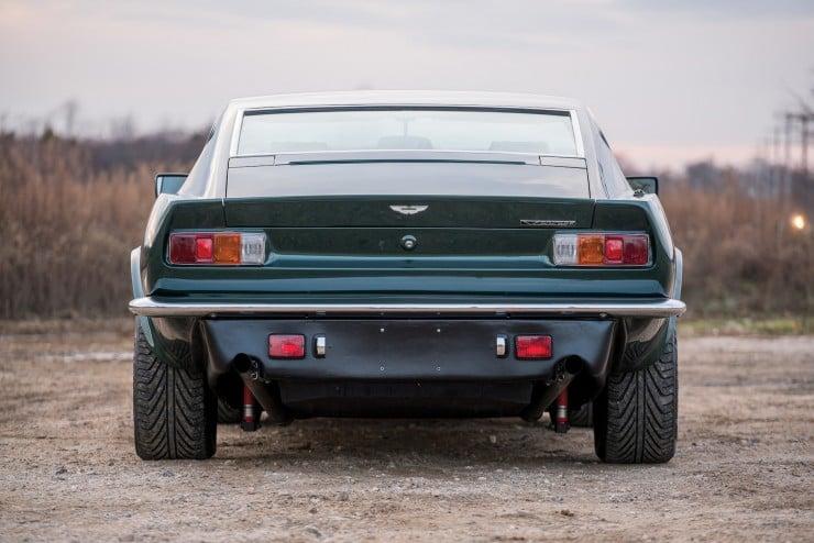 Aston Martin V8 Vantage 8