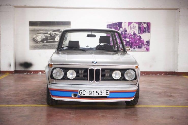 BMW 2002 Turbo 1