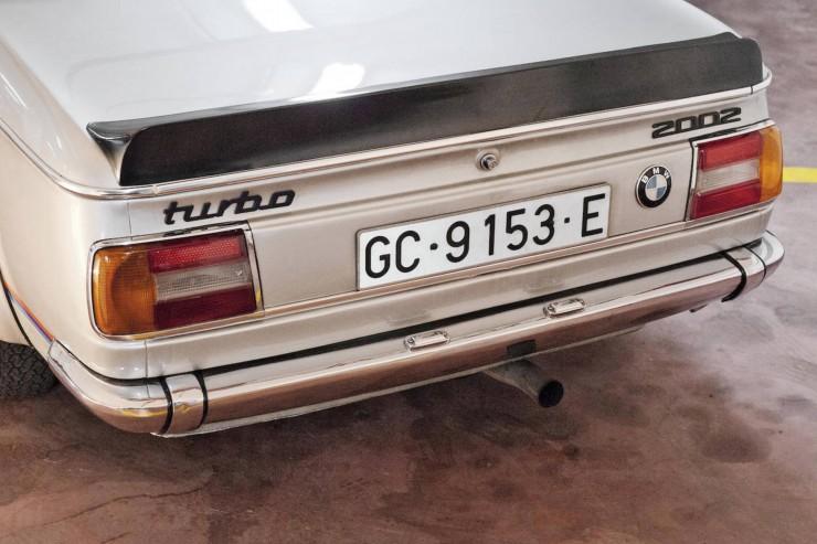 BMW 2002 Turbo 4