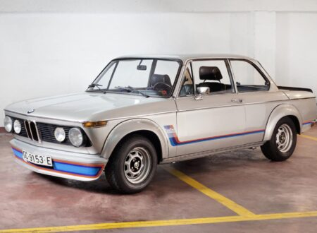 BMW 2002 Turbo 6 450x330 - An Original 1974 BMW 2002 Turbo
