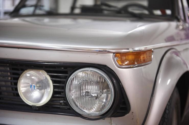 BMW 2002 Turbo 8