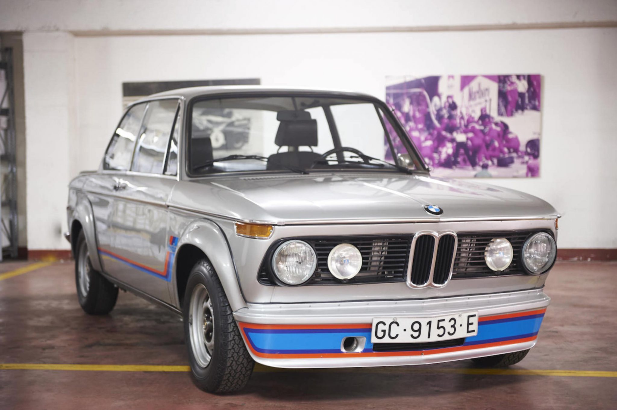an original 1974 bmw 2002 turbo. Black Bedroom Furniture Sets. Home Design Ideas