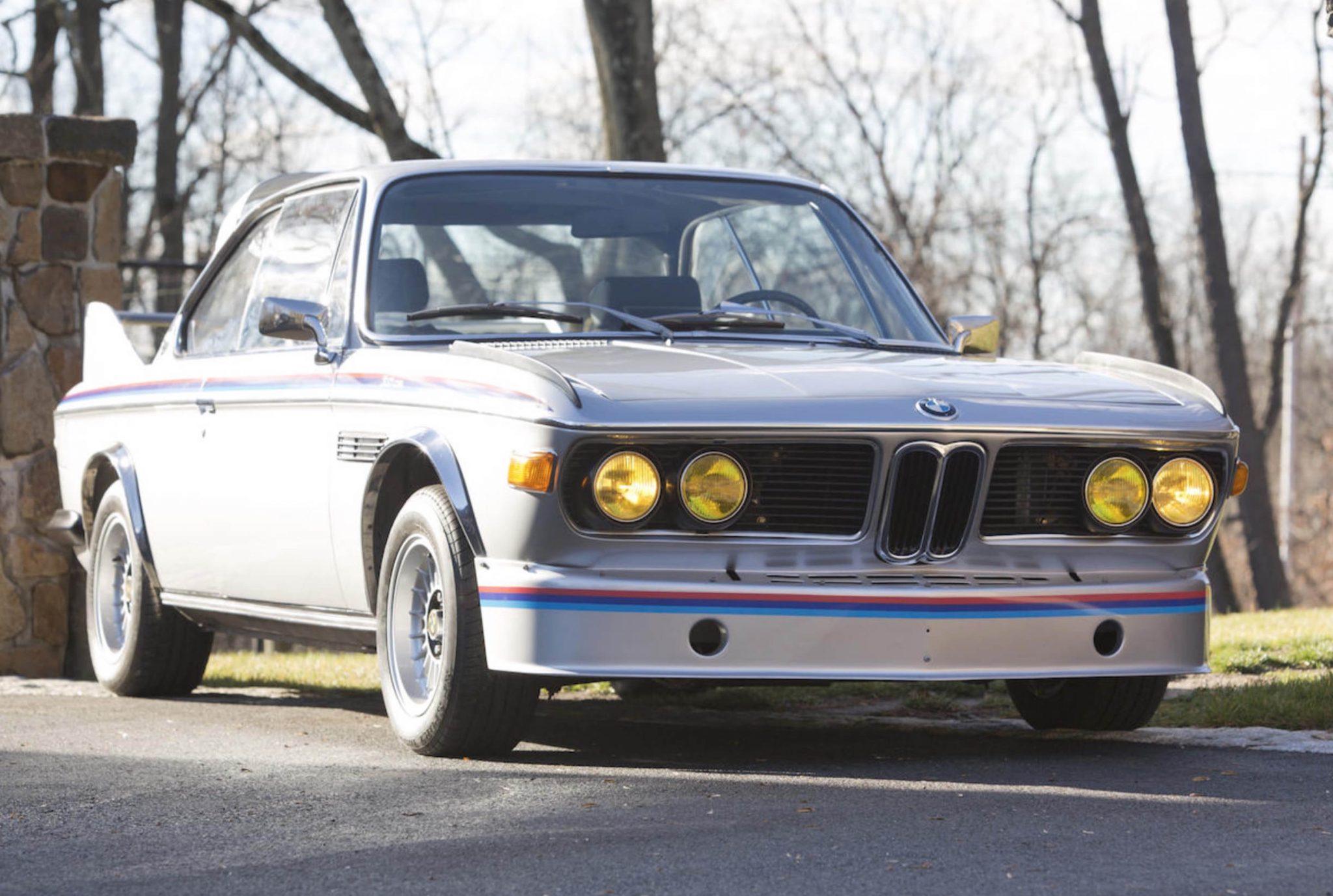 BMW 3.0 Csl >> 1973 BMW 3.0 CSL Batmobile
