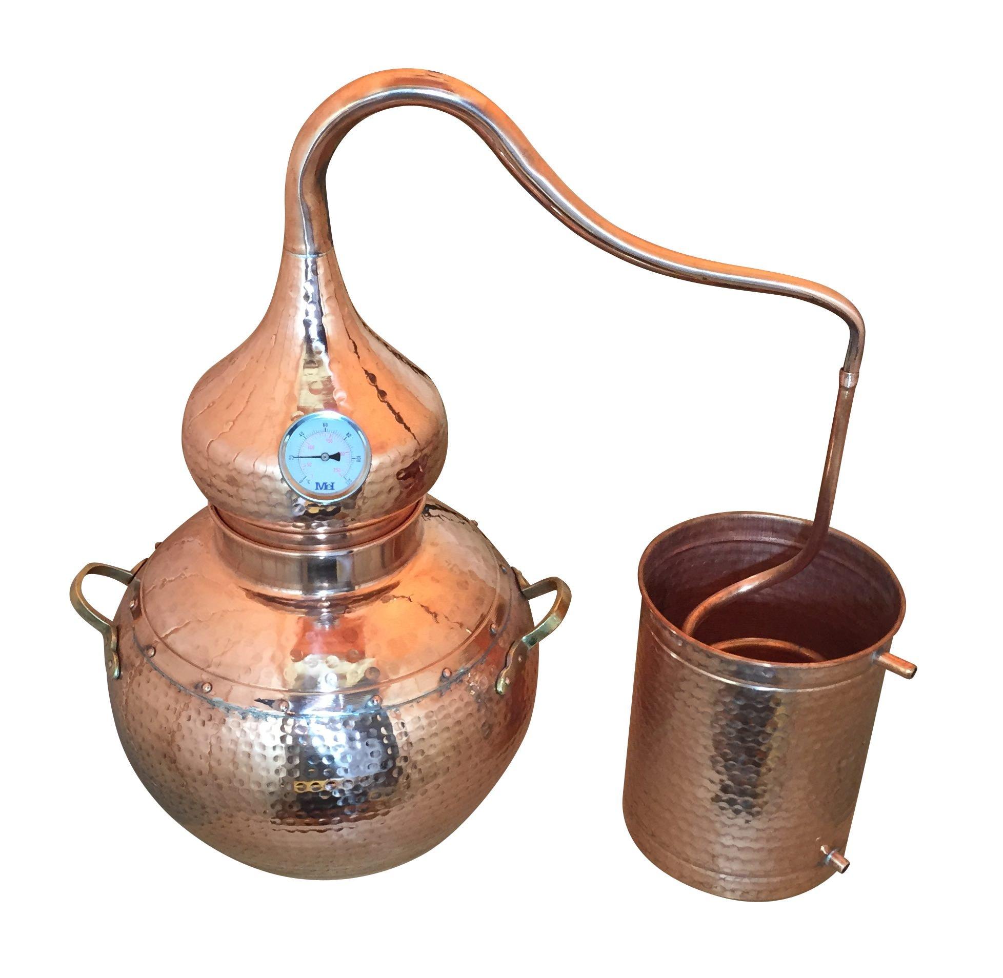 Gallon Copper Moonshine Still