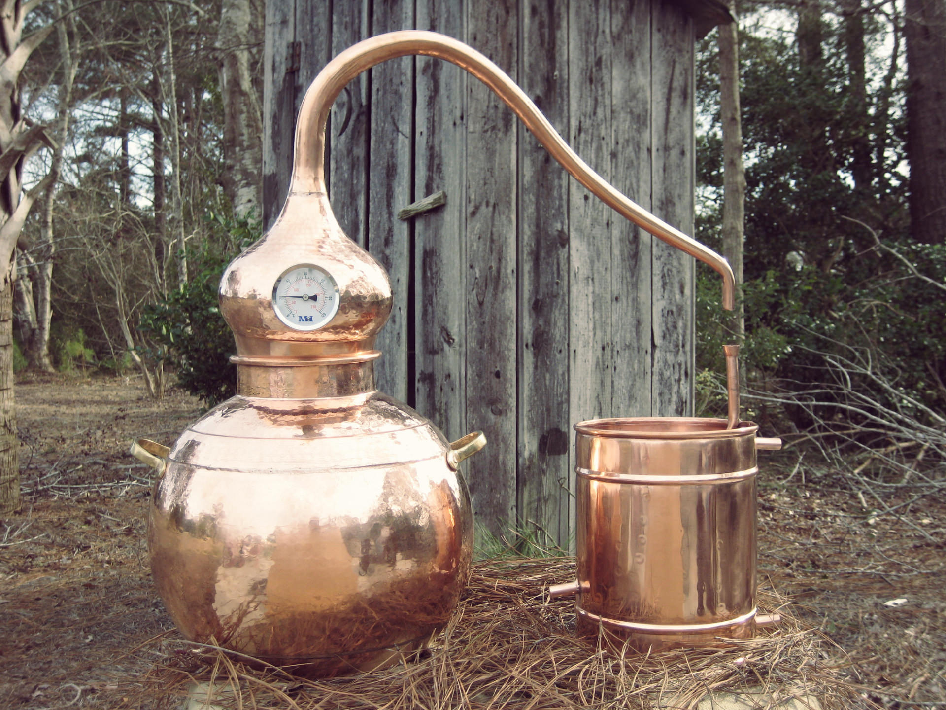 5 Gallon Copper Moonshine Still