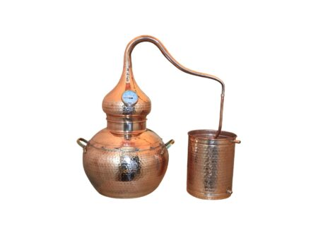 Copper Moonshine Still 450x330 - 5 Gallon Copper Moonshine Still