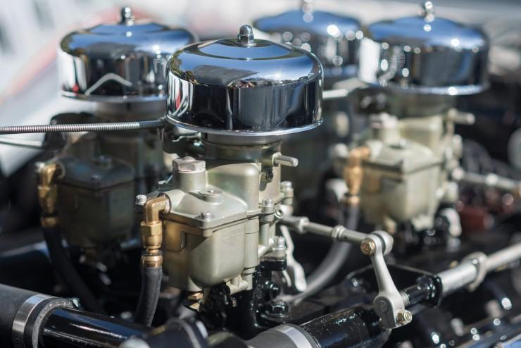 Cunningham C3 Engine