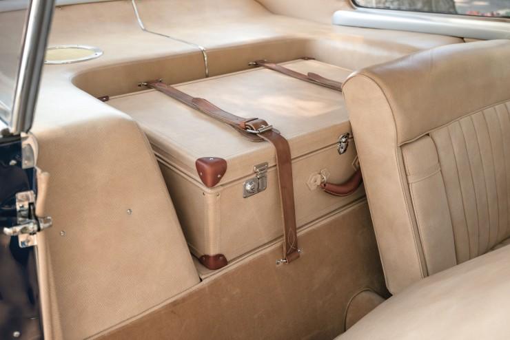 Cunningham C3 Rear Luggage