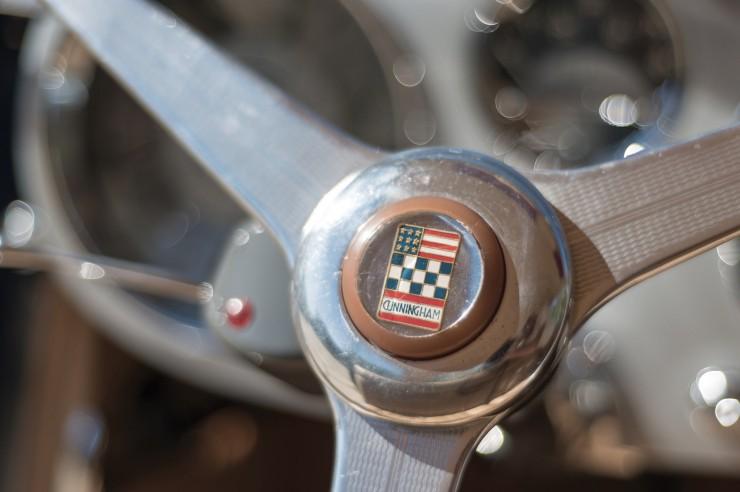 Cunningham C3 Steering Wheel