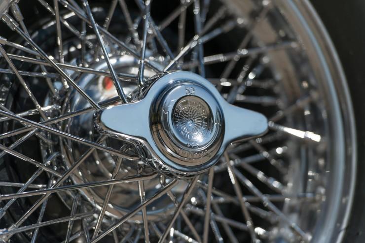 Cunningham C3 Wheel