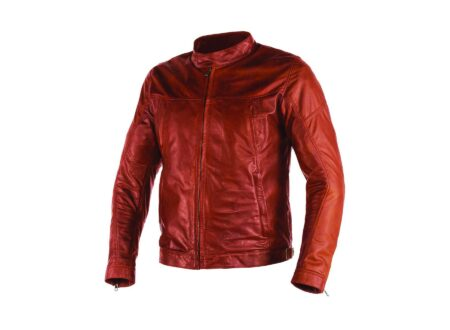 Dainese Heston Leather Motorcycle Jacket