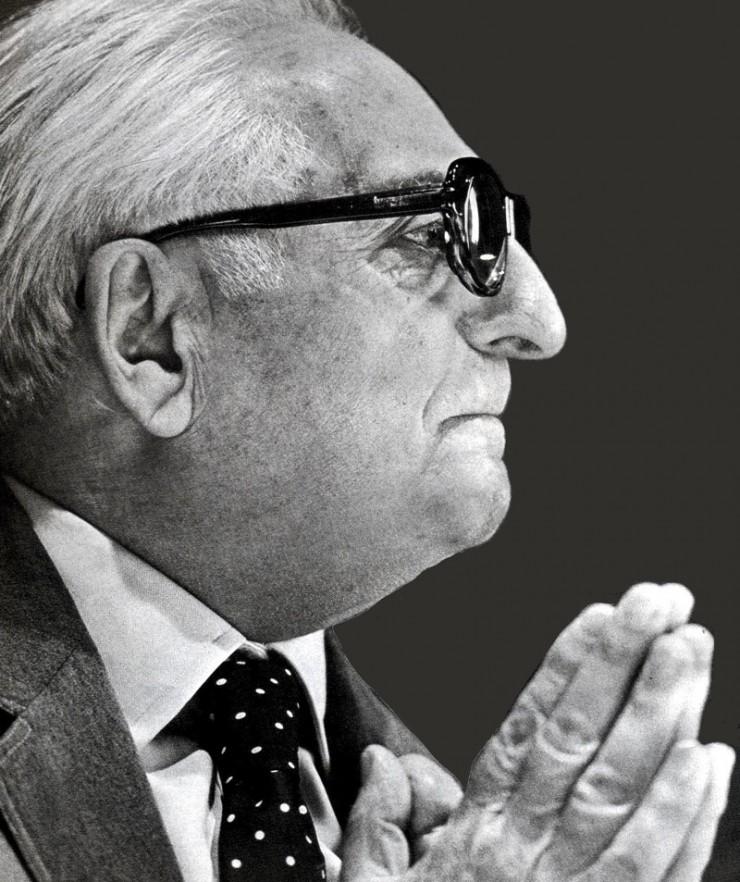 Enzo Ferrari Man
