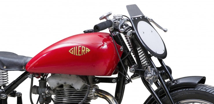 Gilera Saturno Motorcycle 6
