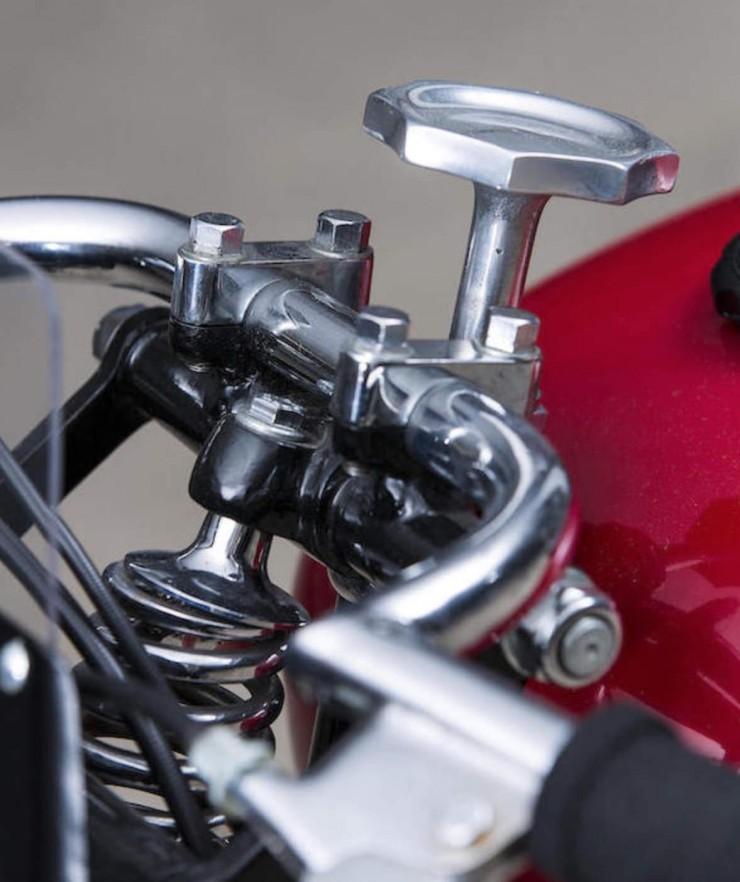 Gilera Saturno Motorcycle 8