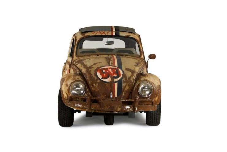 Herbie Car Beetle 1
