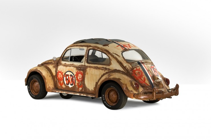 Herbie Car Beetle 3