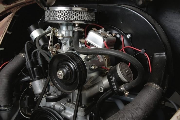 Herbie Car Beetle Engine