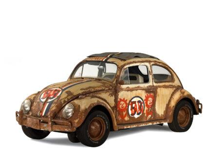 Herbie Car VW Beetle copy 450x330 - Original Herbie Stunt Car