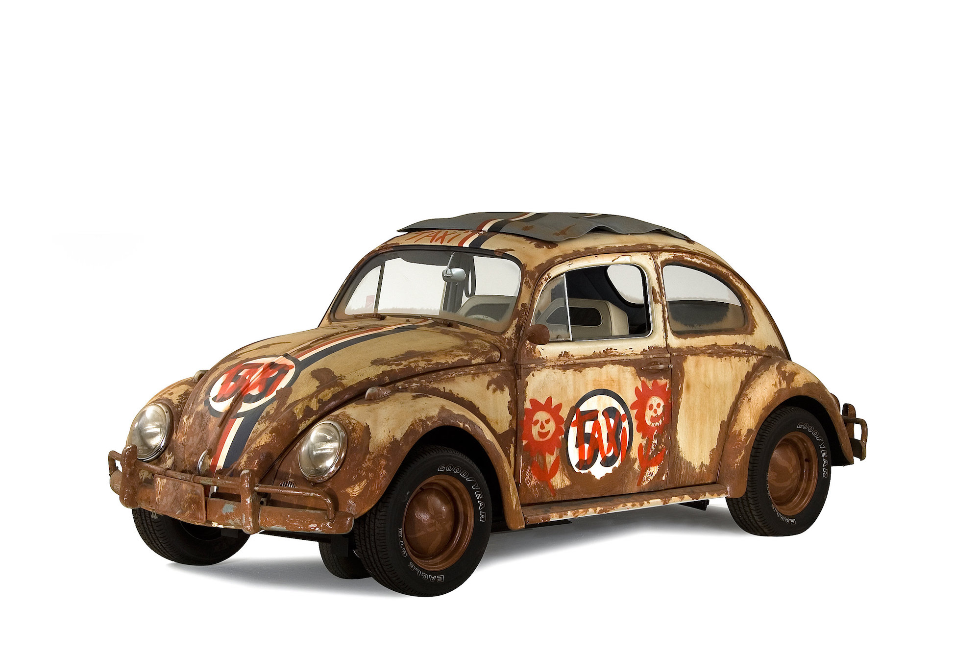Vw Of America >> Original Herbie Stunt Car